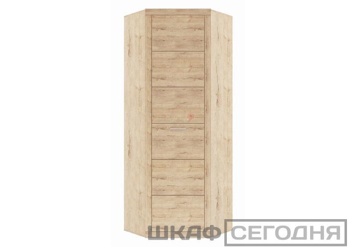 Шкаф угловой с полками Анрэкс OSKAR L-P
