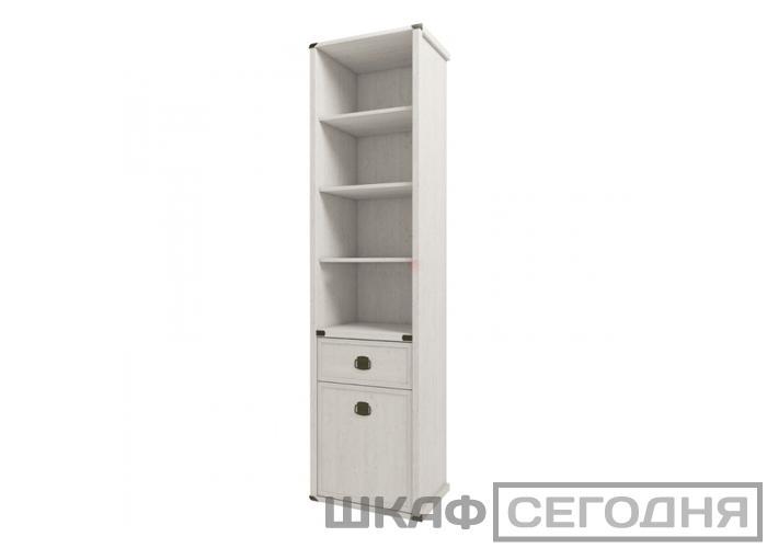 Шкаф открытый Анрэкс MAGELLAN 1D1S