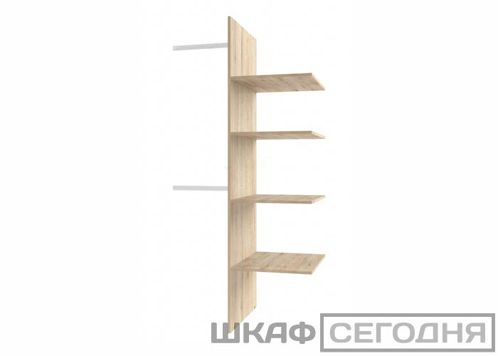 Комплект полок Анрэкс OSKAR 2DG