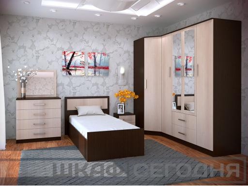 Фиеста спальня