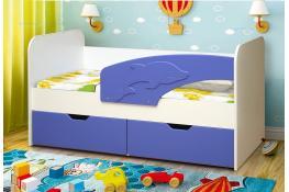 Кровать детская Матрица Дельфин