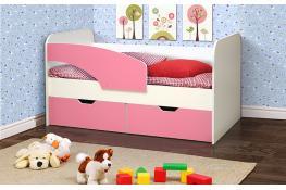 Кровать детская Матрица Дельфин ЛДСП