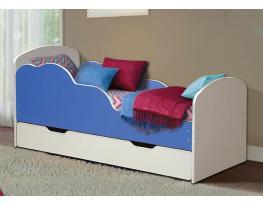 Кровать детская Матрица Облака 80х160