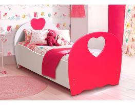 Кровать детская Матрица Сердце 80х190