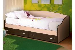 Кровать детская Матрица Софа №4