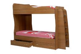 Кровать двухъярусная детская Матрица Юниор-1