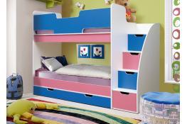 Кровать двухъярусная детская Матрица Юниор-9