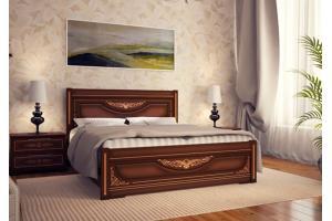 Кровать двуспальная Дарина Венеция-3 140