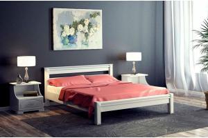 Кровать двуспальная Дарина Ева 140