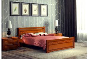 Кровать двуспальная Дарина Грация-2 140