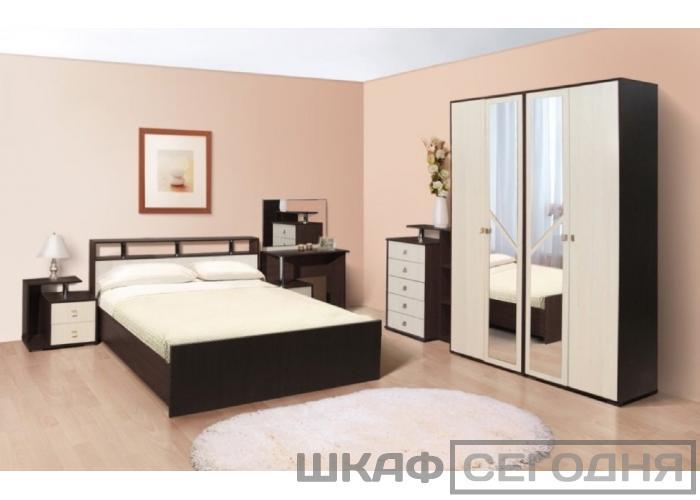 Кровать двуспальная BTS Саломея