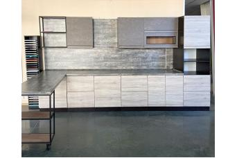 Кухня И-Ц Бруклин 210х380х214