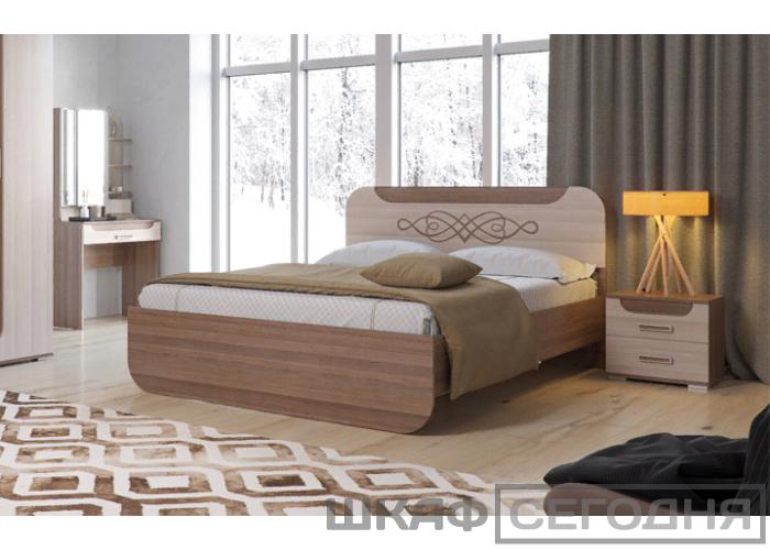 Кровать Гранд Кволити Пальмира 160