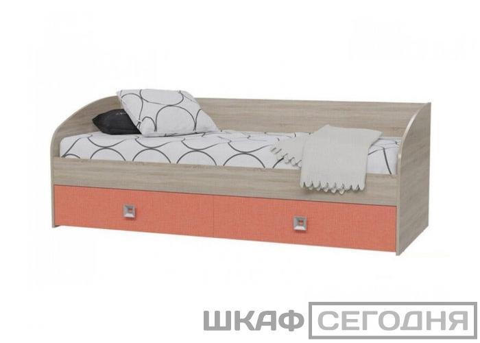 Кровать односпальная Гранд Кволити Сити