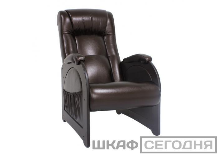 Кресло модель 43 с карманами б/л