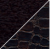 Дуб Венге / Кожа Крокодила Темная