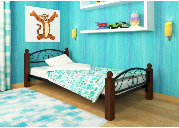 Кровать МилСон Вероника мини LuxPlus 80х200