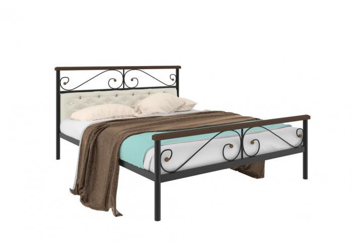 Кровать МилСон Эсмеральда Plus (мягкая) 120