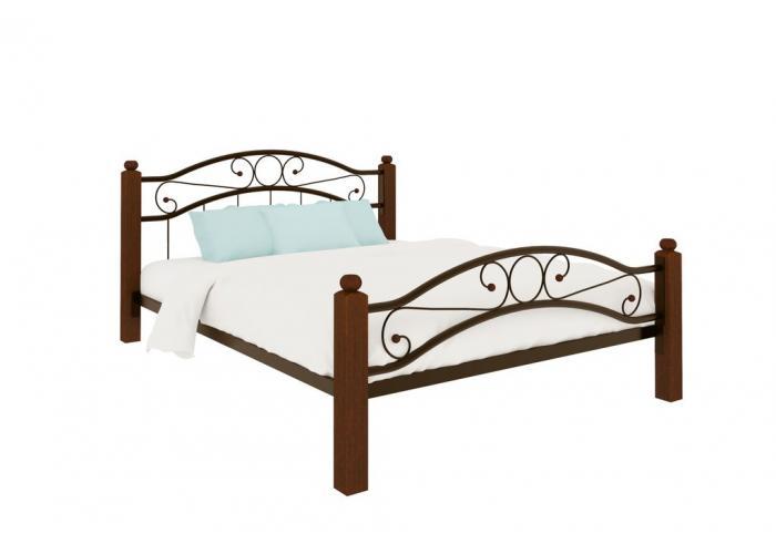 Кровать МилСон София LuxPlus 120