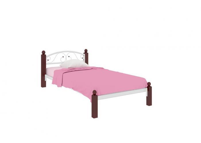 Кровать МилСон Вероника мини Lux 80х200