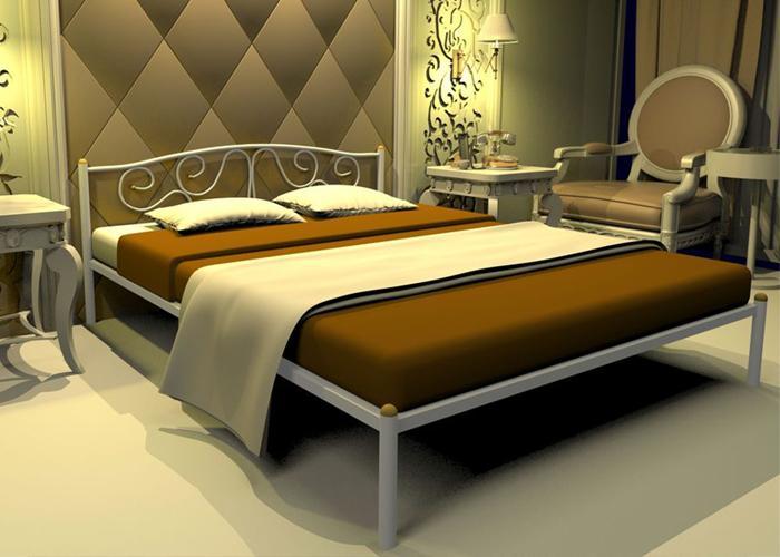 Кровать МилСон Ангелина 120