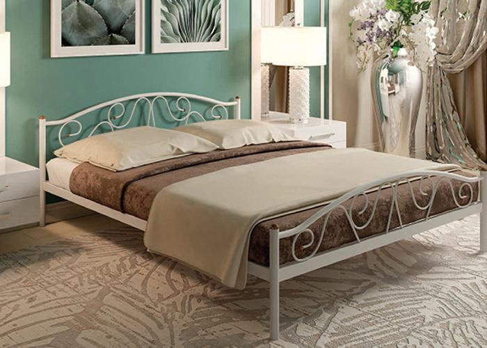 Кровать МилСон Ангелина Plus 120