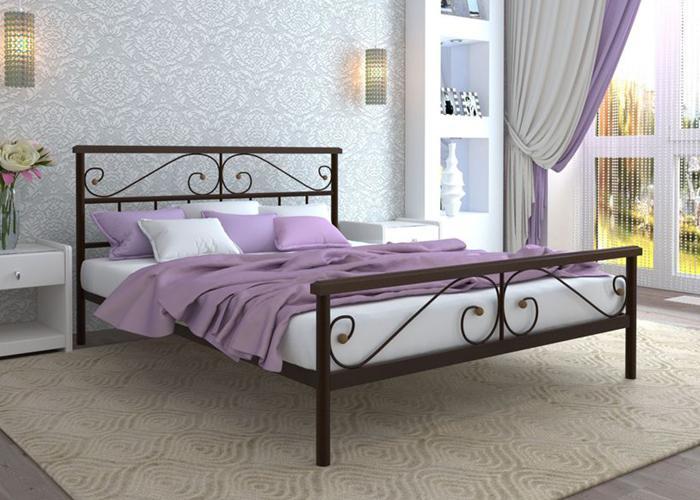 Кровать МилСон Эсмеральда Plus 120