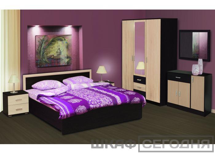 Кровать ОЛМЕКО Фриз 21.52 Кровать с откидным механизмом