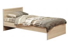 Кровать односпальная ОЛМЕКО Фриз с настилом