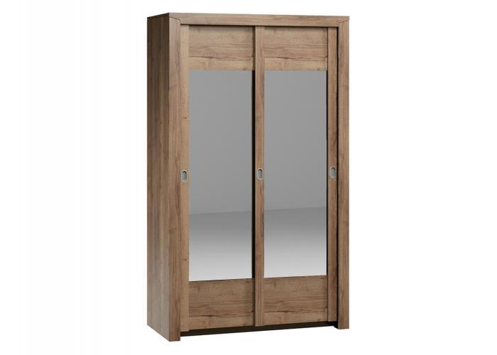 Шкаф-купе 2-х дверный СБК Гарда ДГТ