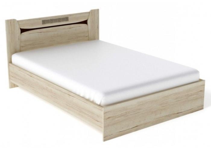 Кровать СБК Мале 140