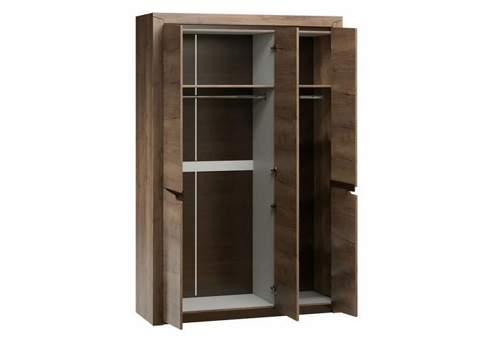 Шкаф 3-х дверный СБК Гарда ДГТ