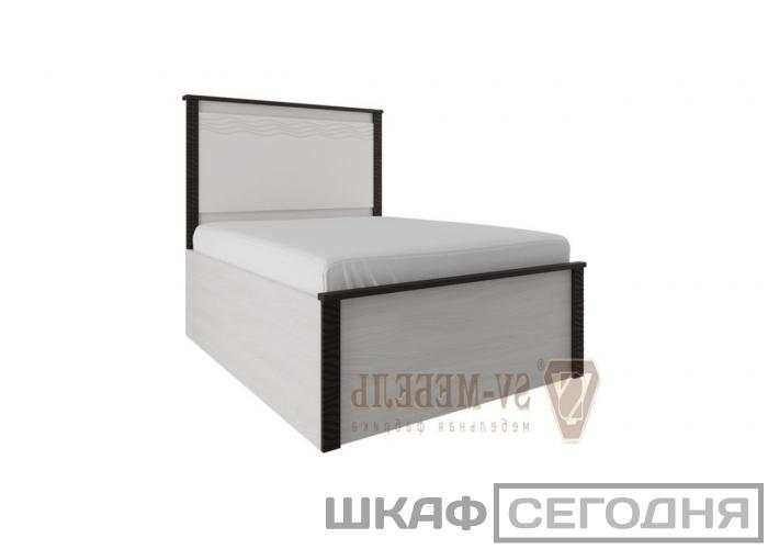 Кровать односпальная SV-Мебель Гамма 20