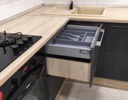 Столешницы и комплектующие для кухонь