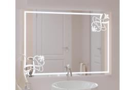 Зеркало с подсветкой SV-Мебель Фаина
