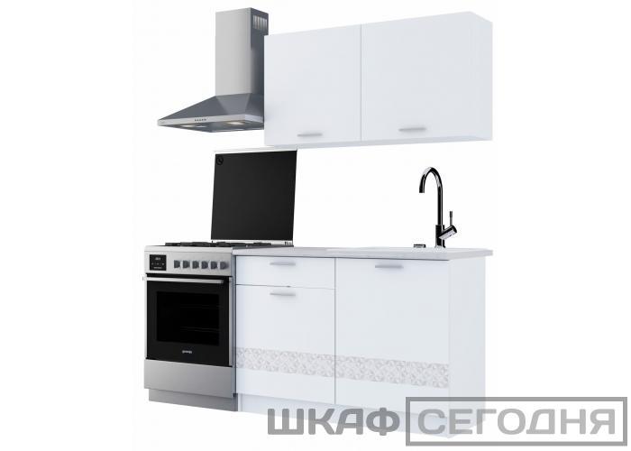 Кухонный гарнитур SV-Мебель Джаз 1,2 м