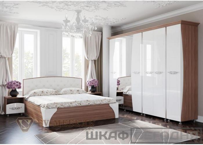 Тумба прикроватная SV-Мебель Лагуна 7