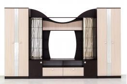 Стенка SV-Мебель Гамма 15
