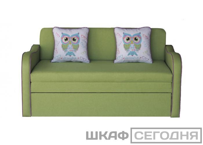 Диван Дивановв Кузя Салатовый 90