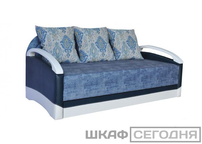 Диван Дивановв Палермо синий 80