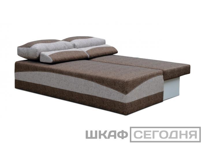 Диван Дивановв Сити Бежево-коричневый