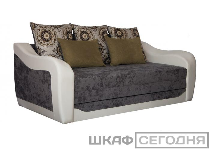 Диван Дивановв Тревел серый 140