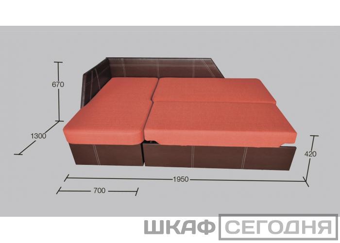 Угловой диван Дивановв Скиф