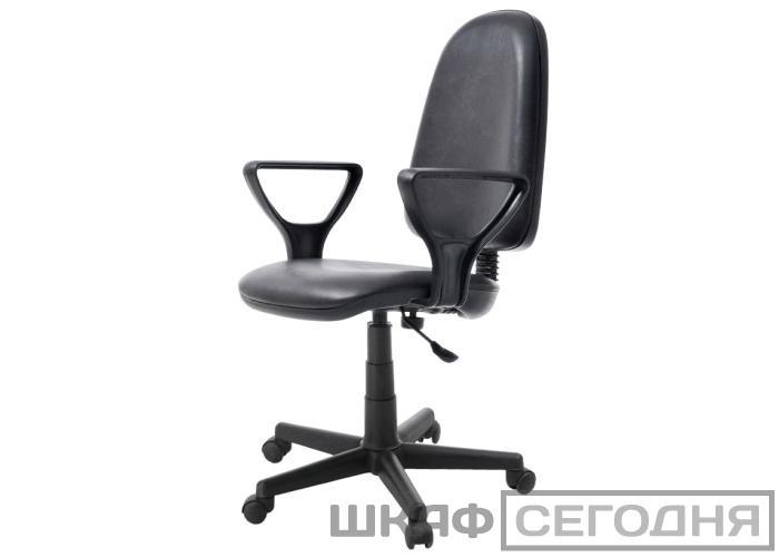 Офисное кресло ФАБРИКАНТ Престиж Люкс кожзам