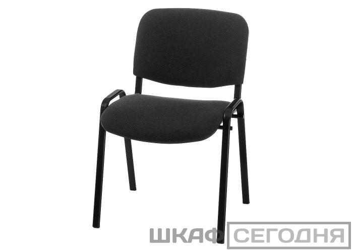 Стул ФАБРИКАНТ Изо Черный ткань TK