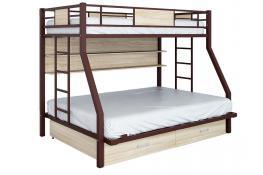 Кровать Формула Мебели Гранада ПЯЯ 140