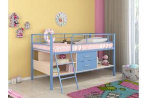 Кровать Формула Мебели Севилья-Я-Мини