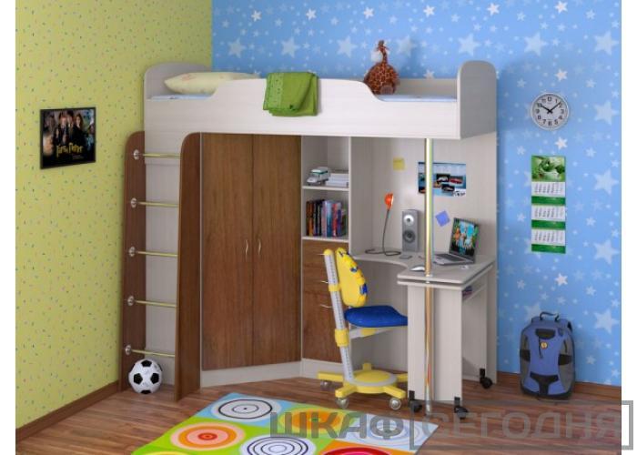 Кровать Формула Мебели Теремок-1