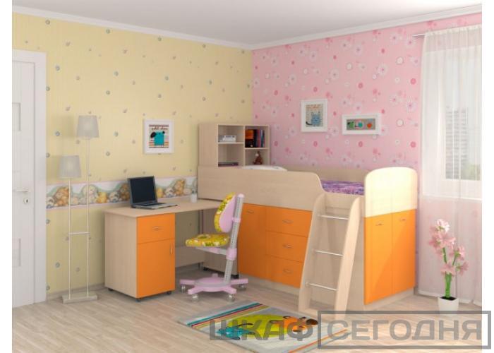 Кровать Формула Мебели Дюймовочка-1