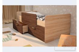 Кровать детская с ящиками Интерьер-Центр Умка К-001